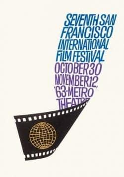 Graphic Design   Saul Bass – Metro Theatre 1963