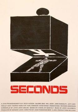 Graphic Design   Saul Bass – Seconds