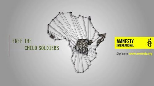 Amnesty International Child Soldiers