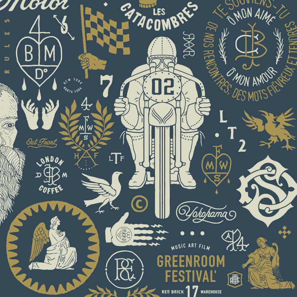 Graphic Design | Logos, lettering & prints – BMD Design