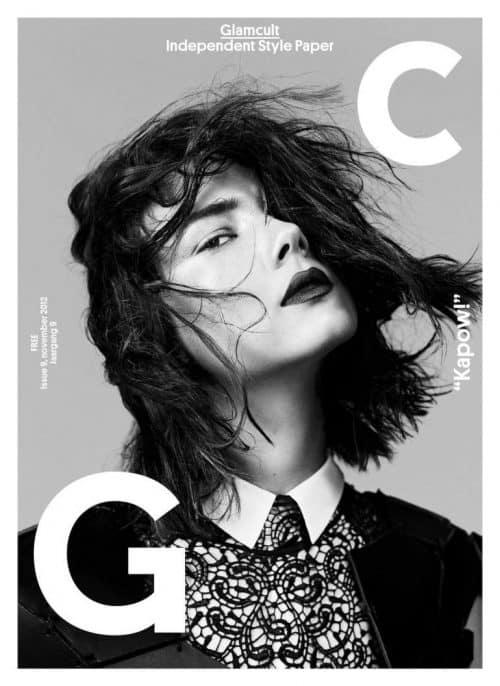 Graphic Design | Magazine | GLAMCULT ISSUE 09 NOVEMBER
