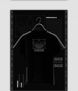 Poster Design | Adidas Originals