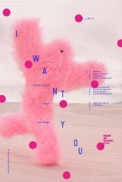 Graphic Design | Poster | Miami Ad School – I Want You