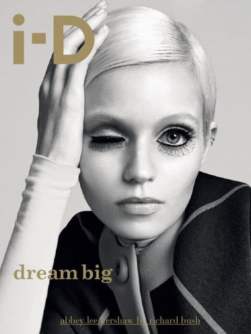 Graphic Design | Magazine | I-D – Levelprint Print Magazine