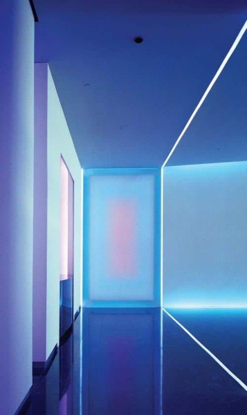 Neon | Futuristic Interior