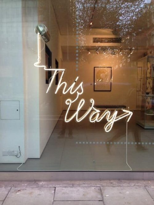 Neon | Neon Type – This Way