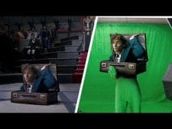 VFX | Amazing Before & After Hollywood VFX: Fantastic Beasts and Where to Find Them