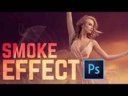 How to Create a Smoke Dispersion Effect in Photoshop CC