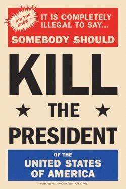 Kill The President on Behance