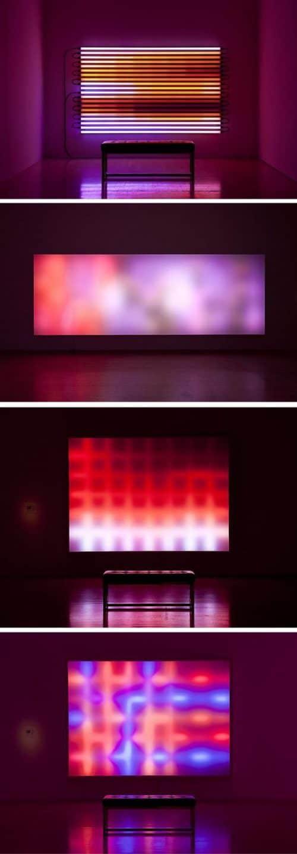 Neon | Neon Light art installation