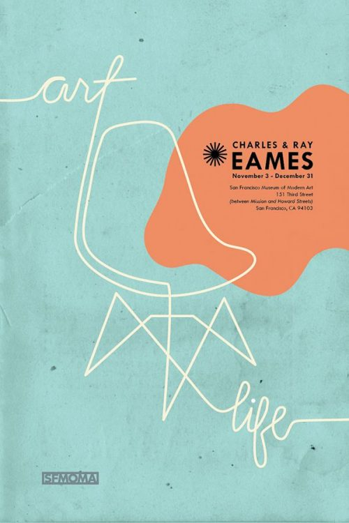 Graphic Design | Poster | Eames Poster Series