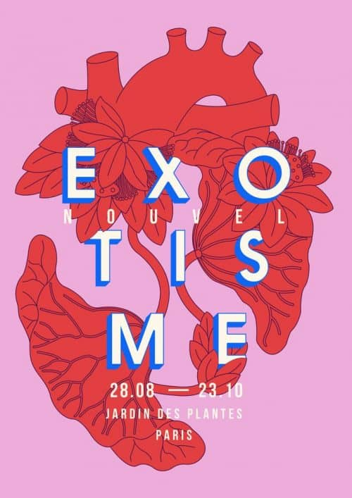 Graphic Design   Poster   New Exoticism – Marie14111994