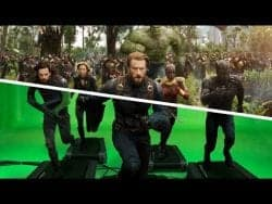 (50) Amazing Before & After Hollywood VFX AVENGERS INFINITY WAR! – YouTube