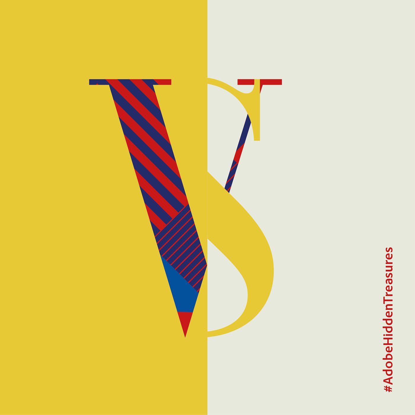 Typography Design | Adobe Hidden Treasures – Cuba Gallery
