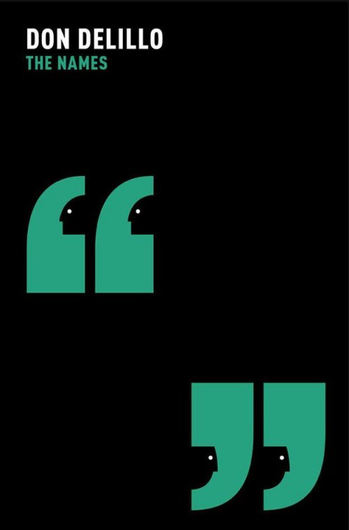 Graphic Design | Saul Bass – The Names Book Cover by Noma