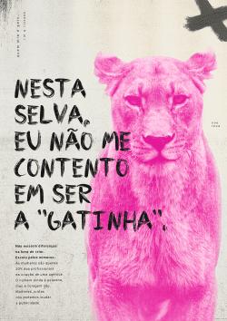 Caroline Volpato – The Lioness