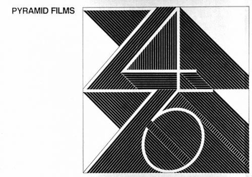 Graphic Design | Saul Bass – for Pyramid Films
