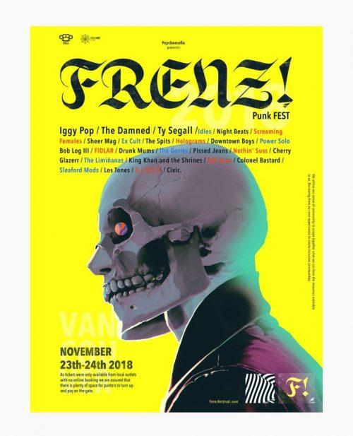 Graphic Design | Poster | FRENZ