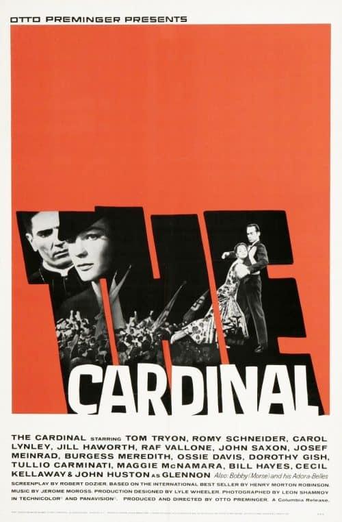 Graphic Design   Saul Bass i Cardinal Key Art