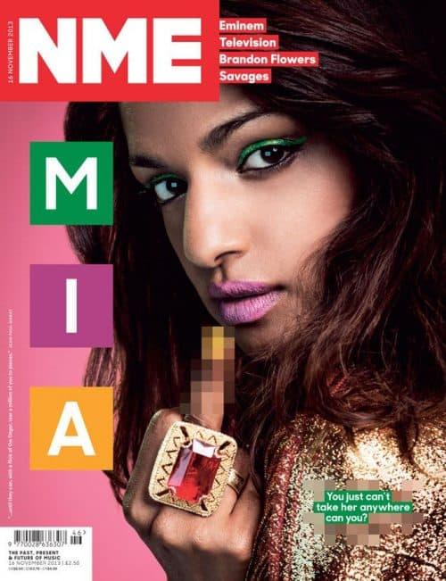 Graphic Design | Poster | MIA NME