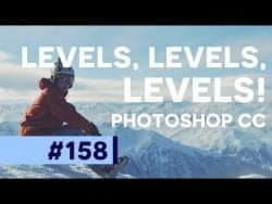 Photoshop Tutorial: Levels, Levels, Levels!