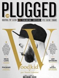 Graphic Design | Magazine | PLUGGED on Inspirationde
