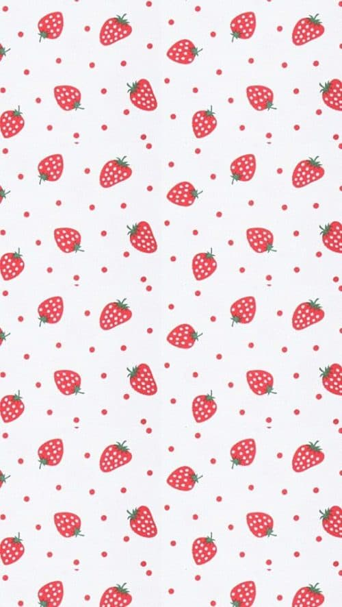 Patterns | Strawberries from DUPLICATE