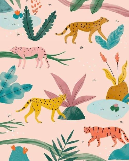 Patterns | Wildcats Pattern