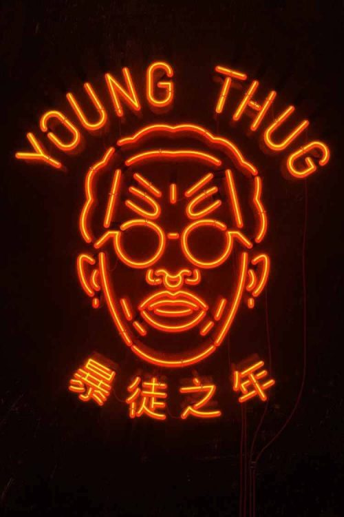 Neon | Neon Sign – Young Thug