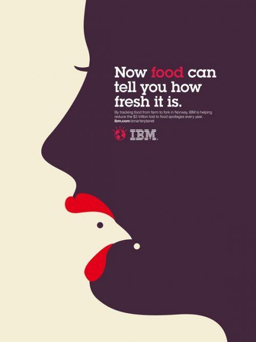 Graphic Design | Saul Bass – IBM s Smarter Planet Illustration