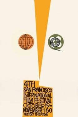 Graphic Design   Saul Bass – . Metro Theatre San Francisco