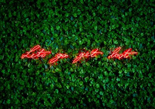 Neon | Neon Sign Installations by Ol 01