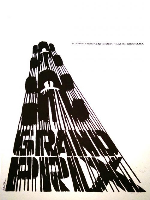 Graphic Design | Saul Bass -Grand Prix – (1920 – 1996)
