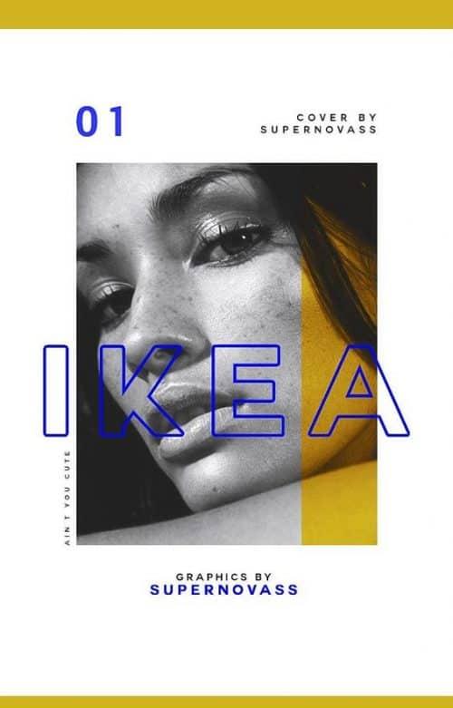 Ikea Poster Design