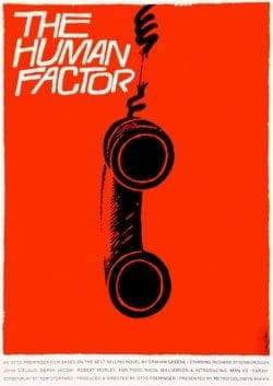 Graphic Design   Saul Bass – 17 of the Coolest Film Posters Designed By a Minimalist Legend