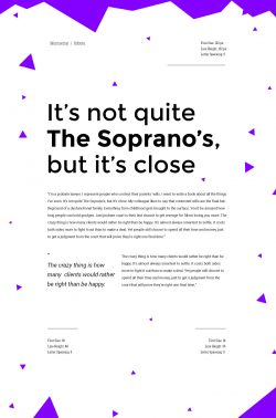 Google Font Typography Combinations