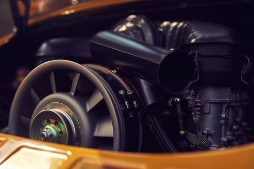 Photography | Bahama Yellow Porsche 911S | AlexBernstein