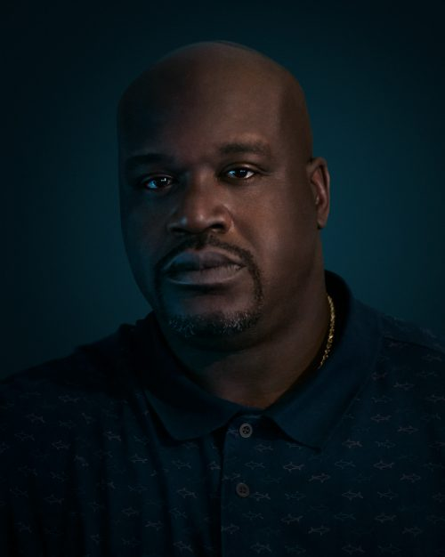 Photography | Shaquille O'Neal by Gloss Retouching LLC