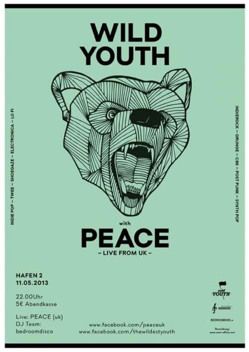 Graphic Design | Magazine | Wild Youth