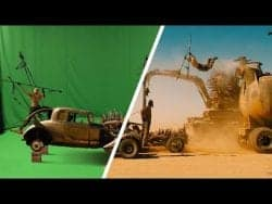 VFX | Amazing Before & After Hollywood VFX: Mad Max – Fury Road