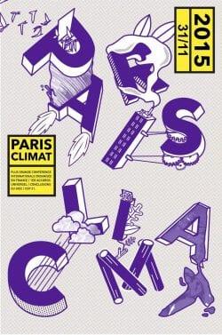 Graphic Design   Poster   Paris Climate – 2015