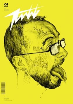 Graphic Design | Magazine | TNHB Magazine