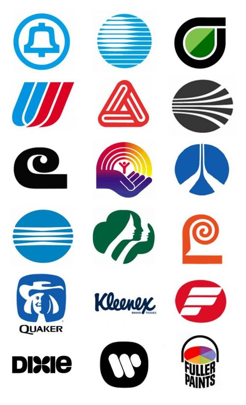 Graphic Design | Saul Bass – Always worked in a single dominant image