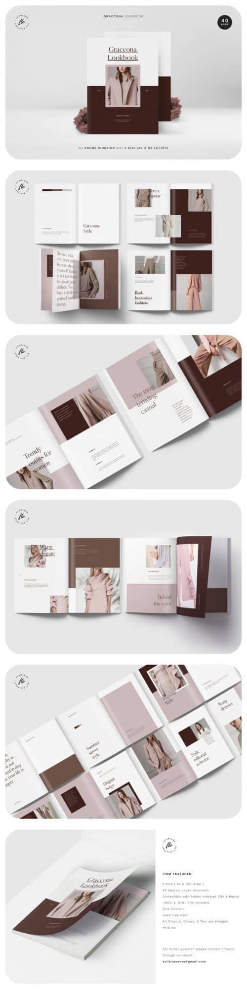 Graphic Design | Poster | GRACCONA Lookbook