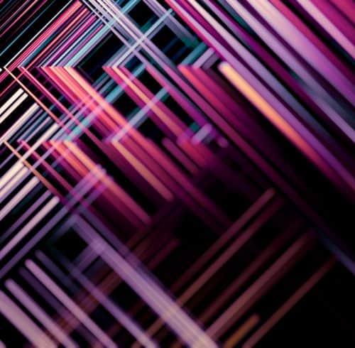 Retoka Art   Vivid Lines