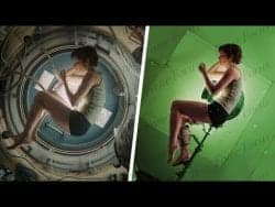 VFX | Amazing Before & After Hollywood VFX: Gravity