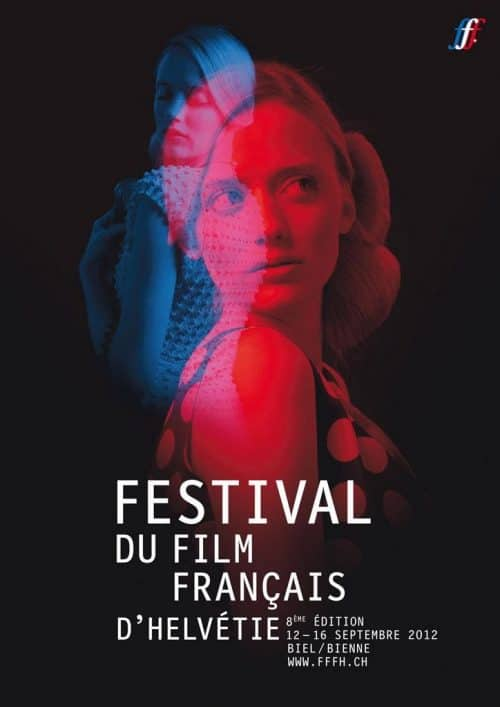 Graphic Design | Poster | French Film Festival of Helvetie