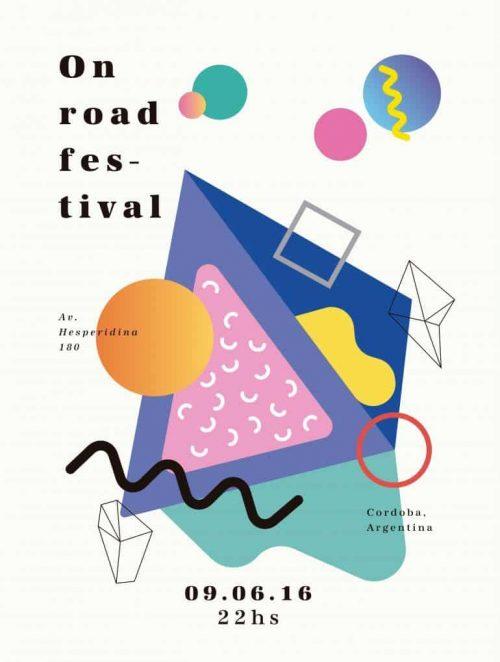 Graphic Design | Poster | Morph Festivals