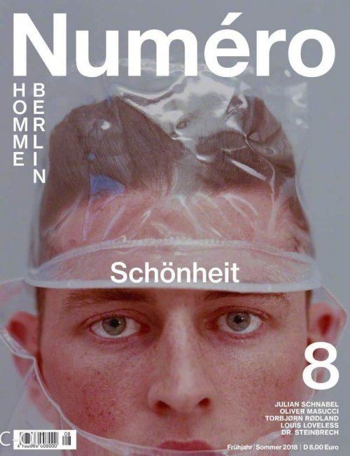 Graphic Design | Poster | Numero Homme Berlin