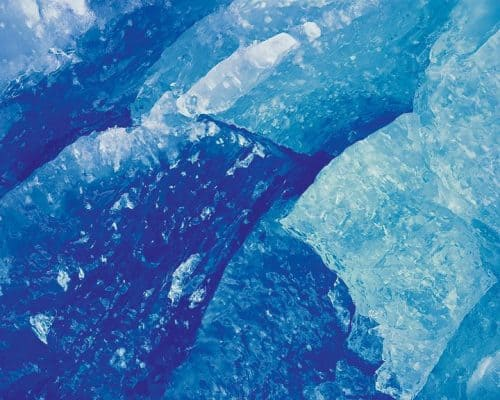 Textures | Abstract Blue